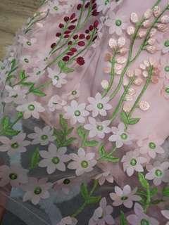 Custom Made Long Skirt