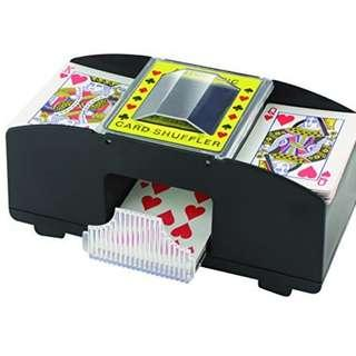 Automatic Playing Card Deck Shuffler