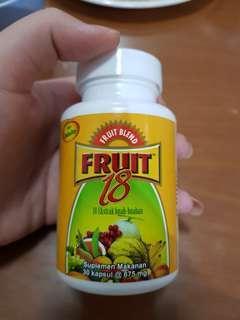 Fruitablend (aku untuk anak)