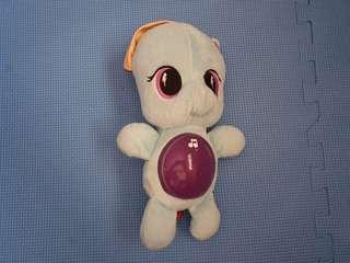 Playskool Friends My Little Pony Rainbow Dash Glow Pony (needs new batteries)