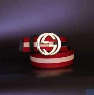 Brand New in-stock belt !limited faster come garb!