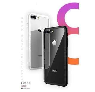 iPhone 8plus Glass Case