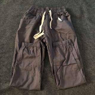 Boys Grey Pant