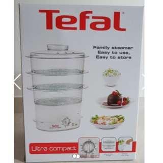 TEFAL Steamer - Brand New