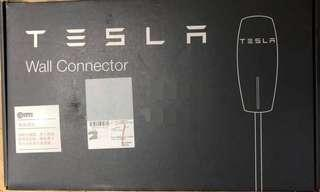 Tesla brand new wall connector