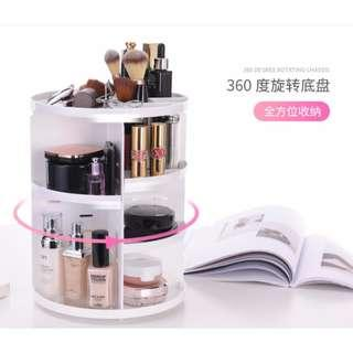 360° Degree make up cosmetic organiser!(3 IN-STOCK LIMITED)!