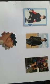 (WTS/WTT) WANNA ONE/IN2IT PC & TAZO CARD