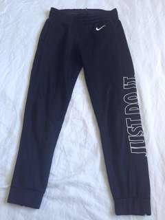 Nike dry fit pants black S