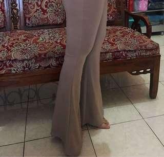 celana cutbray pants/palazzo
