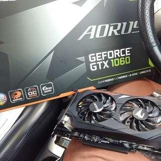 AORUS GTX1060 6GB
