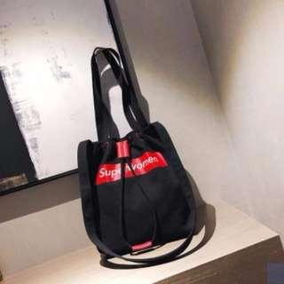 superwomen sling and tote bag 2 in 1!(IN-STOCK 2PCS ONLY LIMITED)!!