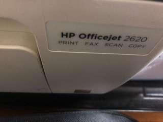 HP Officjet 2620 事務機 印表機二手