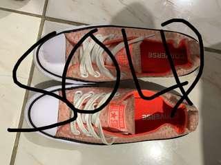 Shoes garage sale