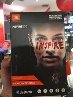 JBL inspire500藍牙耳機
