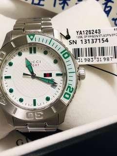 Gucci石英錶