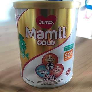 🚚 Mamil Gold SoY