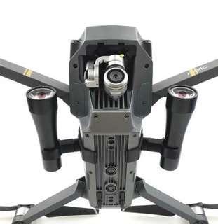 DJI Mavic Pro Night Flight LED Light Search and Rescue Tool