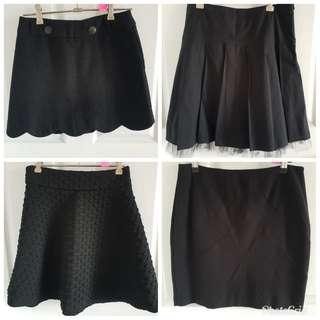 SABA REVIEW PORTMANS GLASSONS skirts