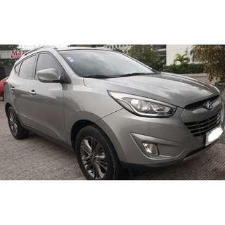 2014 Hyundai Tucson 6AT