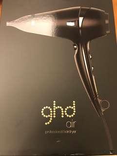 GHD hair dryer 地表最強吹風機