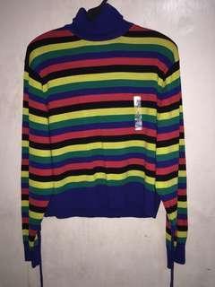 Uniqlo knit turtleneck jw anderson top small