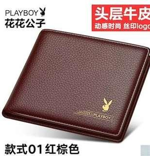 PLAYBOY Lather wallet(IN-STOCK LIMITED)!!!!