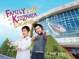 Kidzania Promotion
