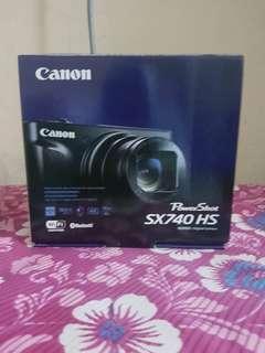 CANON POWERSHOT SX 740 HS Digital Camera ( Original Canon)- New in Box