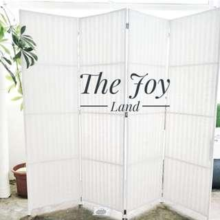 🚚 Privacy Divider/Foldable Partition Screens Folding