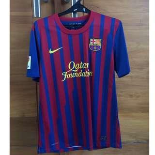 [Jual Murah] Jersey Barcelona 2011-2012 ORIGINAL [size M]