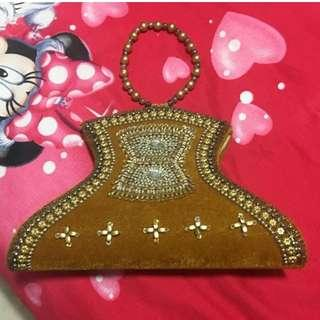Brand New branded ethnic ladies bag (clutch) for sale