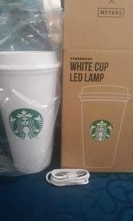 Starbucks LED Lamp