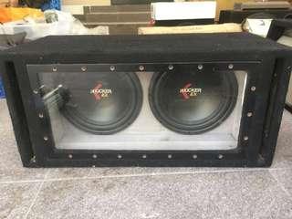 Used speaker for sale
