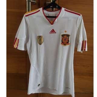 [Jual Murah] Jersey Spanyol 2011 ORIGINAL [size M]