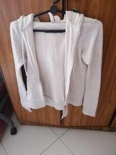 H&M white jacket