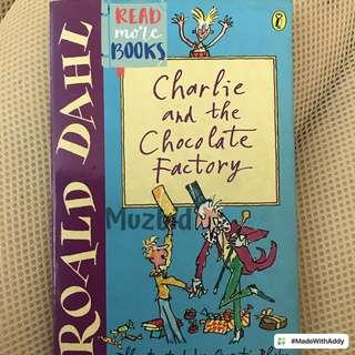 🚚 Ronald Dahl - Charlie and the Chocolate Factory