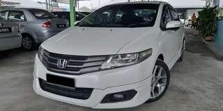 Honda city 1.5E (A) FULL SPEC MODULOFULLOAN