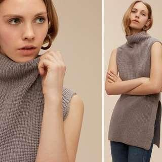 Aritzia-Wilfred Durandal Sweater sz. Xxs