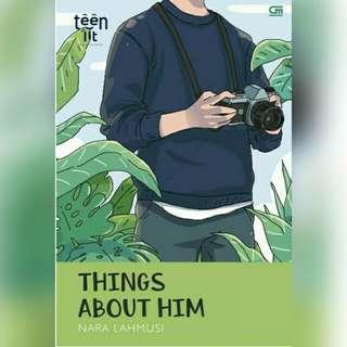 Ebook Things abaout him