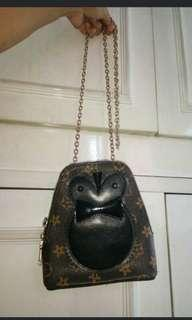 Mini slingbag owl