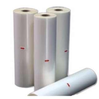 Lamination film  / Glossy /  1 inch roll core   310mm*200m