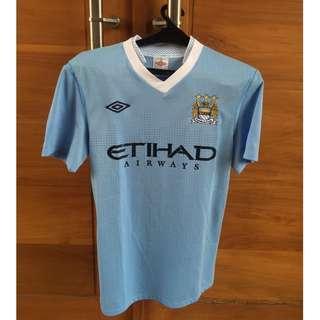 [Jual Murah] Jersey Manchester City Home 2011 2012 ORIGINAL [size M]