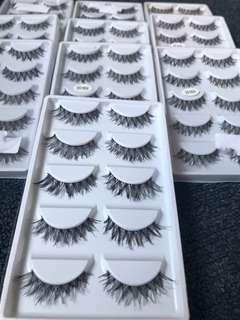 False Lashes - NEW STOCKS ❤️❤️