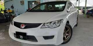 Honda civic 1.8 V-TEC (A) MUGEN FULLOAN
