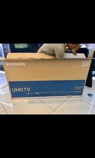 Samsung TV UHD INTERNET TV 55'