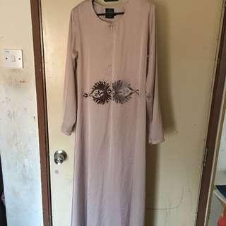 Jubah Dress 2019