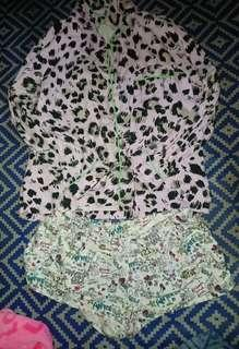 Victoria Secret & Forever21 Bundle Sleepwear/ Pyjama