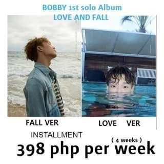 ( HULUGAN P.O ) BOBBY LOVE AND FALL