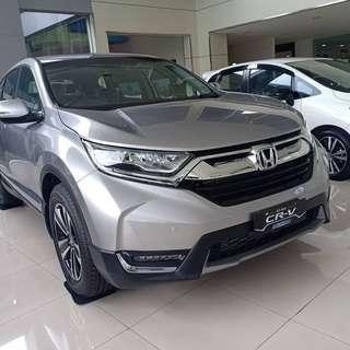 Honda CRV 2018 Ready Stock