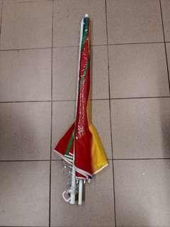 沙灘傘 太陽傘 全新